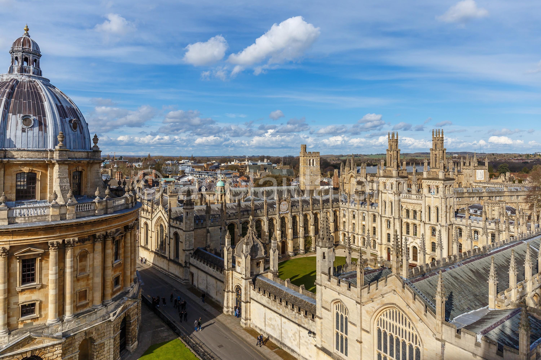 Британия. Прогулка по Оксфорду