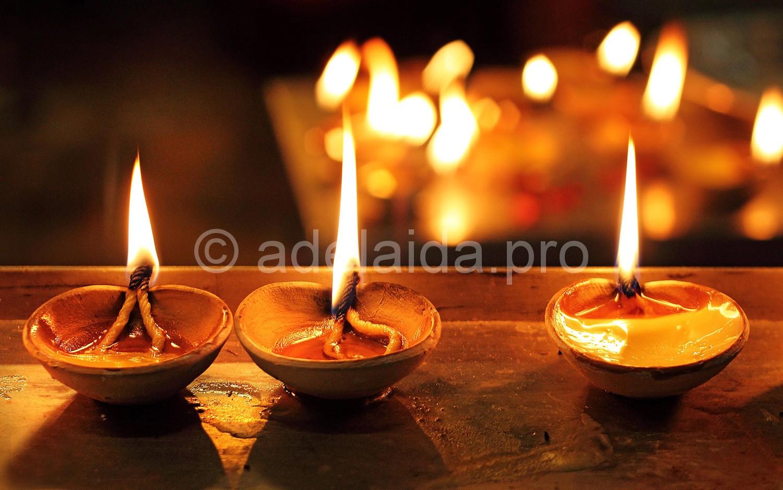 Как празднуют Дивали