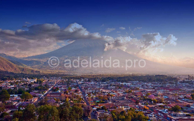 Путешествие по Гватемале. Кухня департамента Киче.