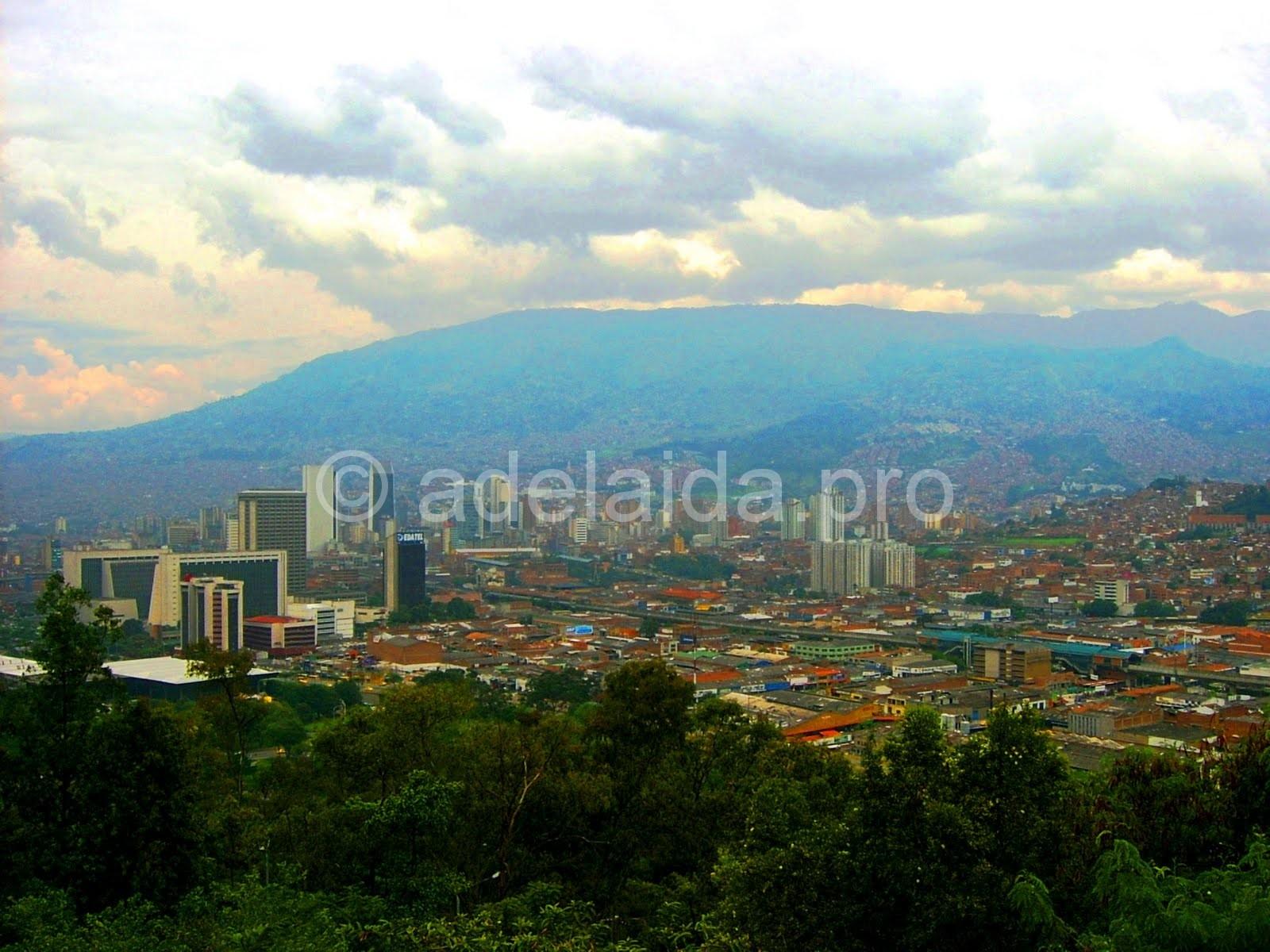 Путешествие по Колумбии. Медельин — город вечной весны.
