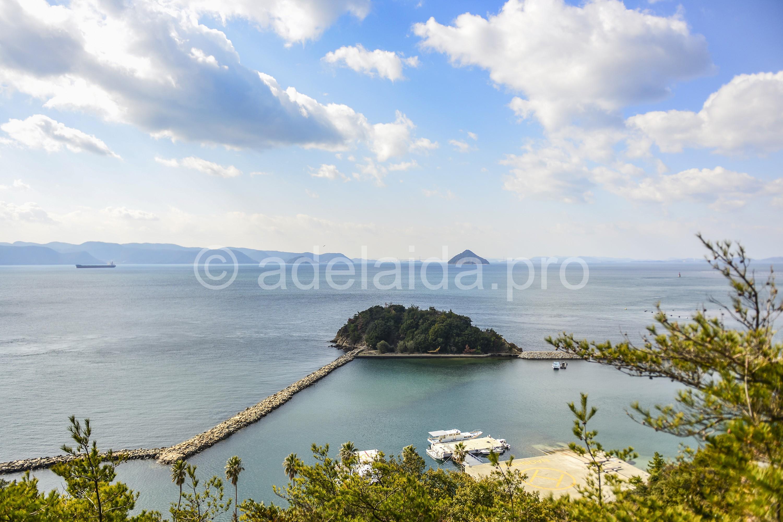 Шедевр Японии - остров Сикоку