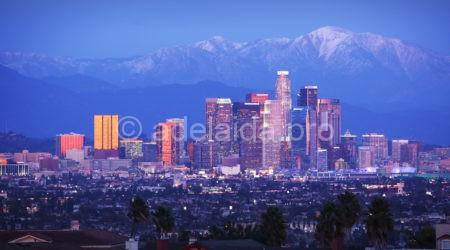 Город Ангелов - Лос-Анджелес