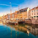 Копенгаген - город, где царит сказка