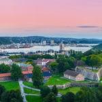 Осло, город, который стоит посетить