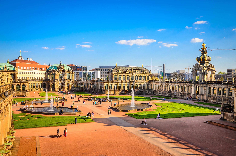 Отдых в Германии достопримечательности Дрездена