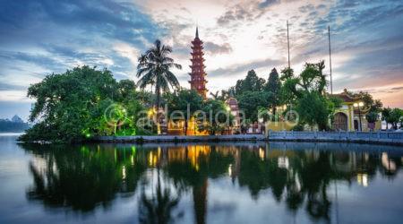 Отдых в Ханое многие туристы предпочитают проводить самостоятельно