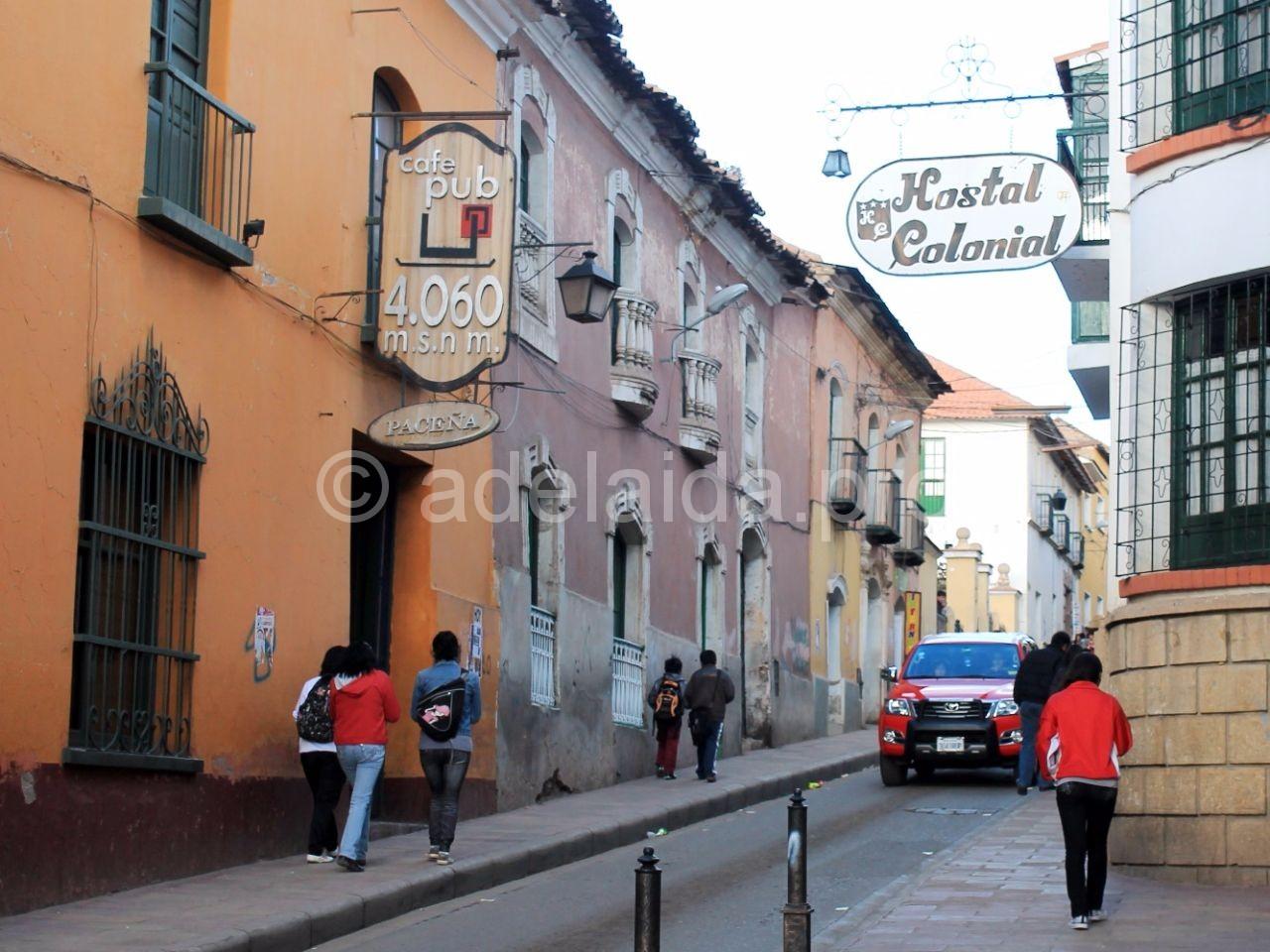 Путешествие по Боливии кухня департамента Потоси