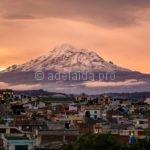 Путешествие по Эквадору. Риобамба - город первопроходцев.