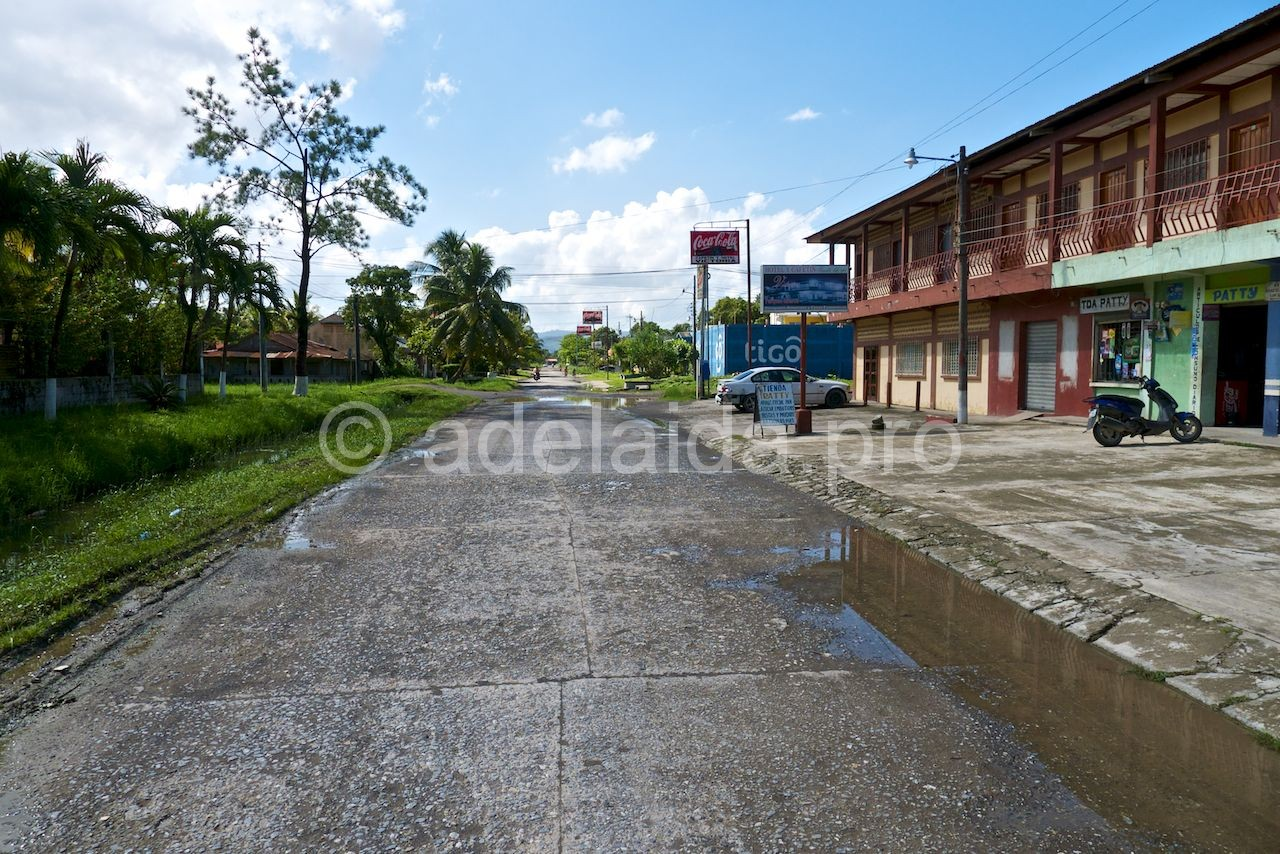 Путешествие по Гватемале. Пуэрто-Барриос