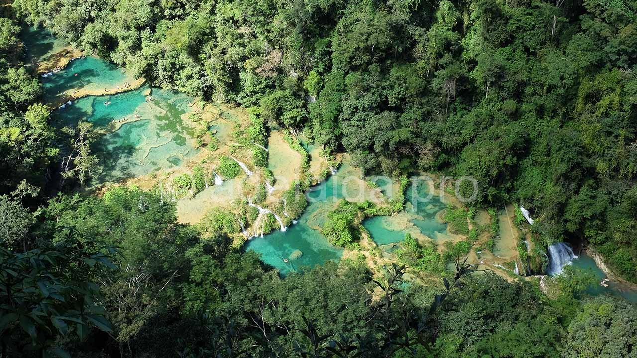 Путешествие по Гватемале. Туризм в Альта-Верапас
