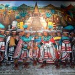 Путешествие по Мексике. День Мертвых в штате Тласкала.