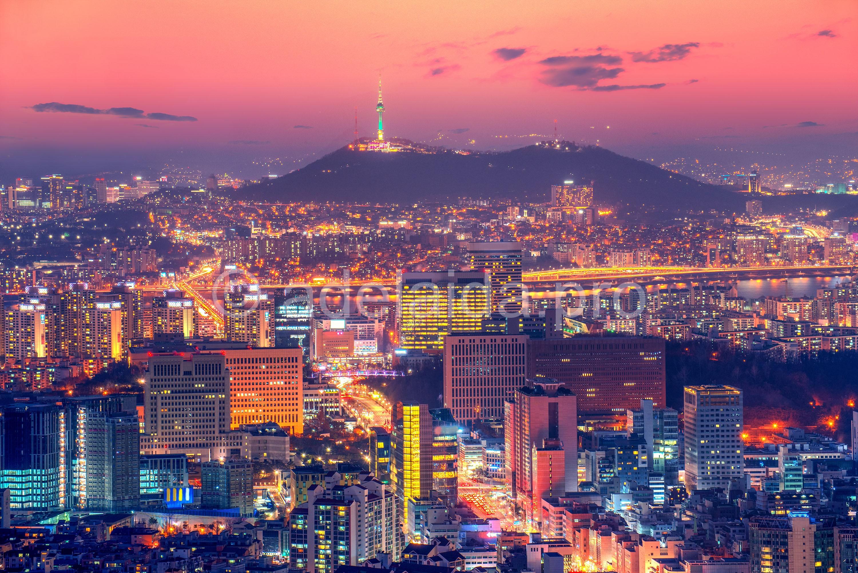 Сеул - прекрасный город Восточной Азии