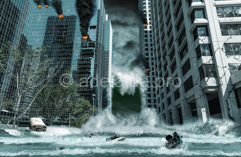 Как выжить в цунами.