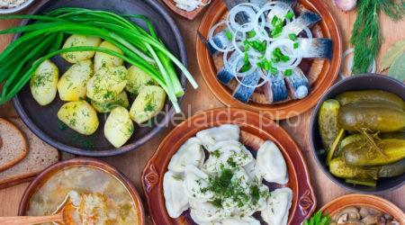 Необычные блюда из разных уголков России