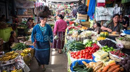 Путешествие по Гватемале. Кухня департамента Солола.