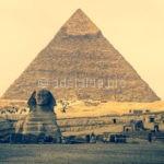 Удивительные пирамиды Гизы