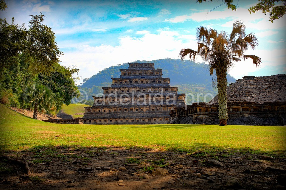 Пирамиды Мексики - молчаливые свидетели далекого прошлого