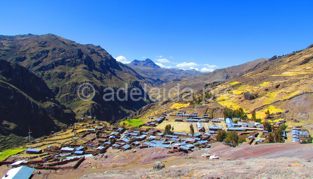 Путешествие по Перу. Достопримечательности департамента Уанкавелика