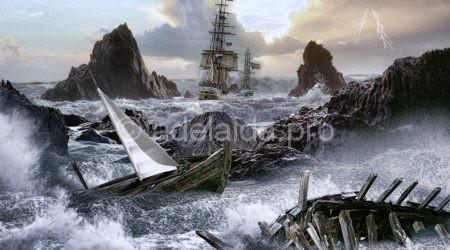 Самые известные затонувшие корабли