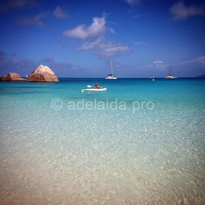 Сейшелы. Сказочные острова Маэ и Праслен