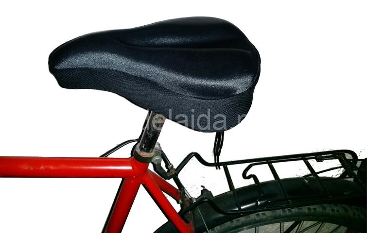 Велосипедное сиденье. История создания, конструкция, производство.