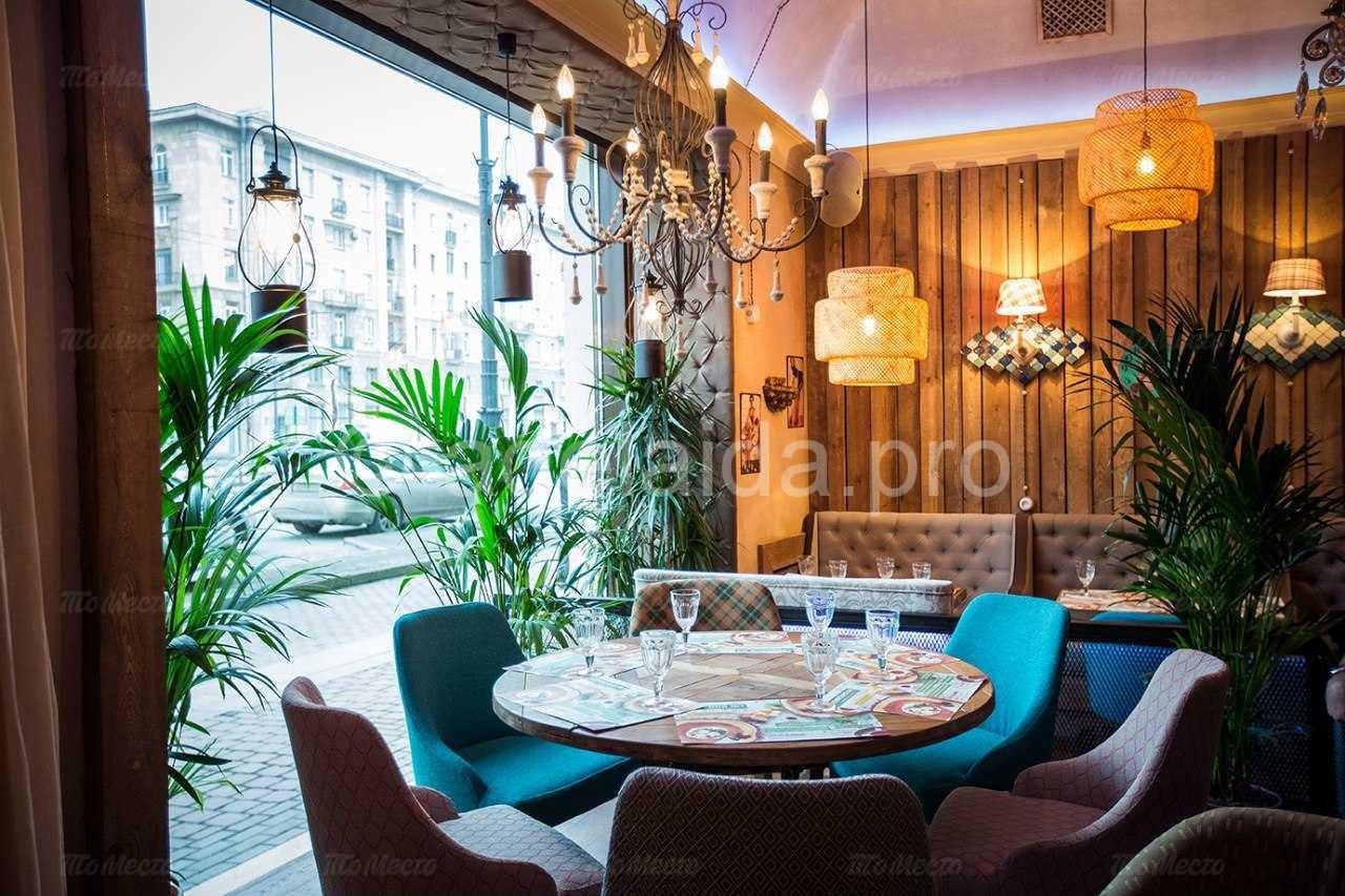 Кофейня №1: домашний уют