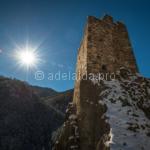 Чудо России - замок-крепость Вовнушки