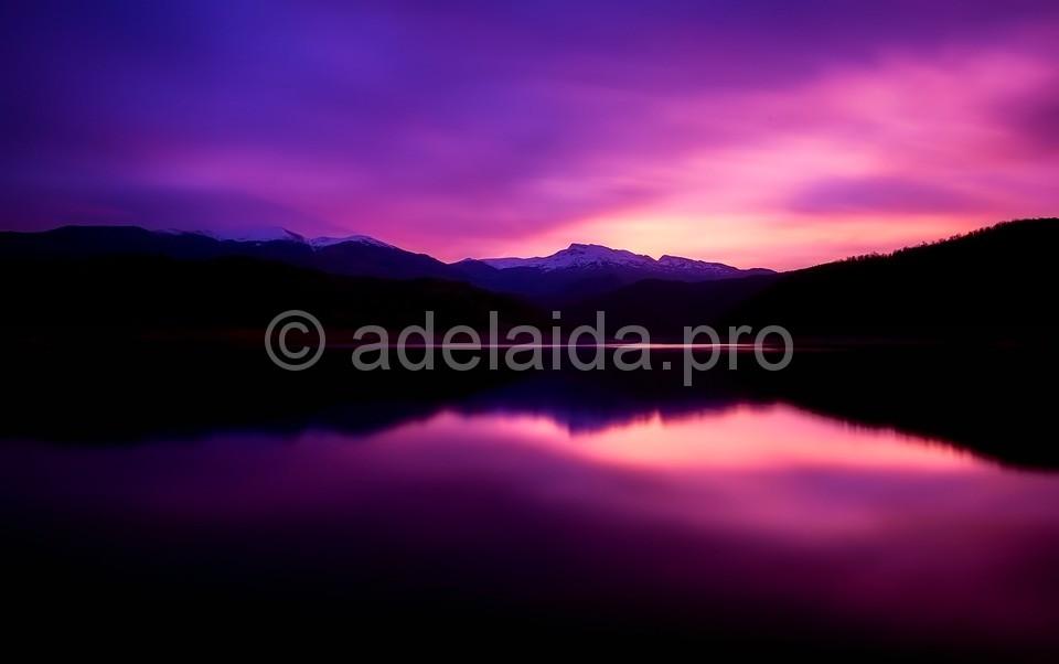 Македония. Озеро Преспа и его окрестности