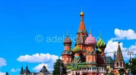 Обзорная экскурсия по Москве