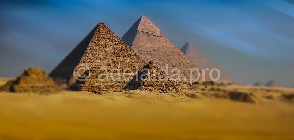 Отдых среди пирамид и кораллов