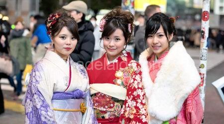 Японские праздники. Seijin no Hi или День взрослых