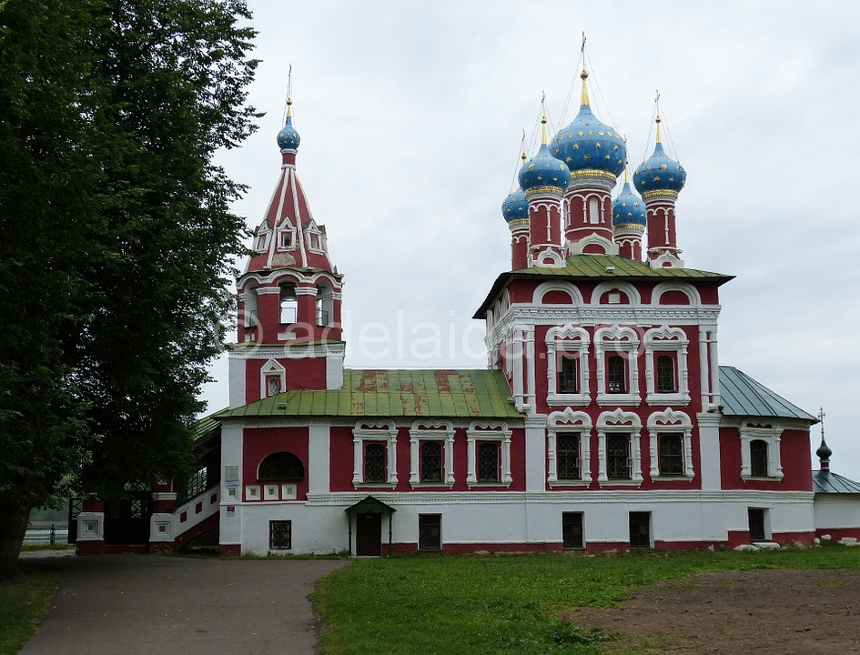 Золотое кольцо России - Владимир
