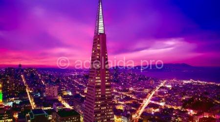 Это Сан-Франциско, город в стиле диско
