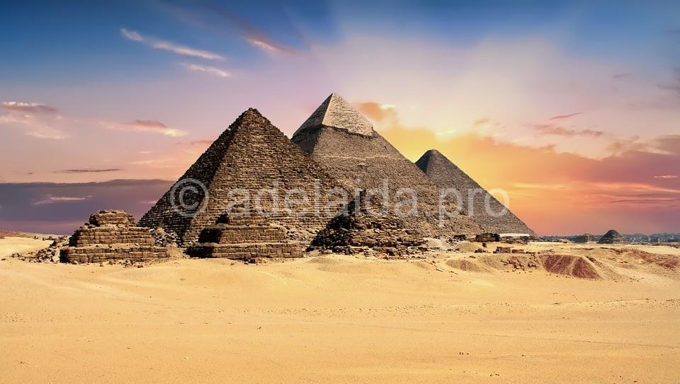 Гипотезы о предназначении египетских пирамид