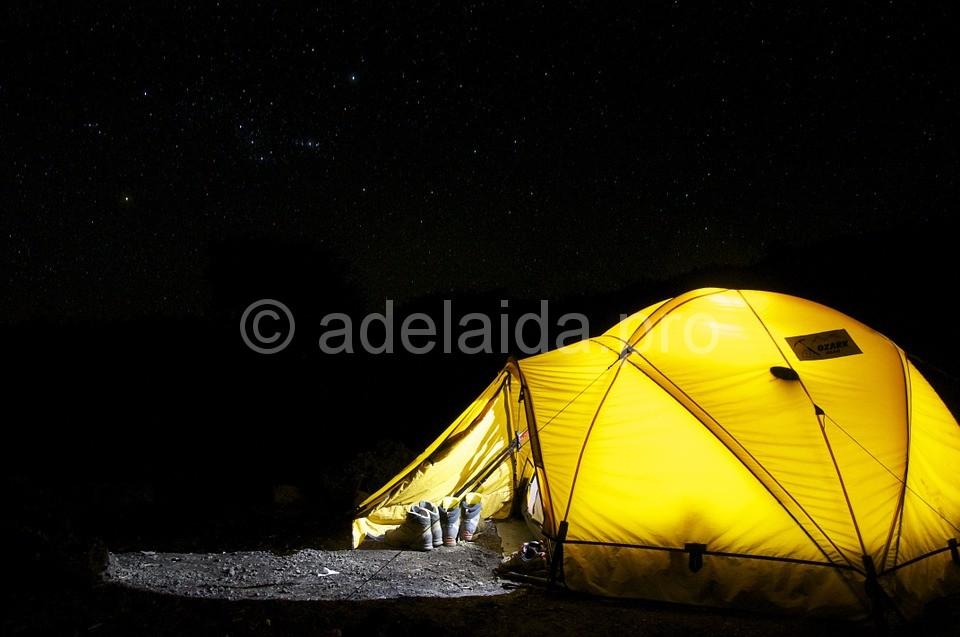 Какую выбрать палатку для похода