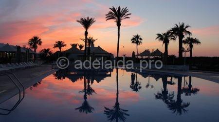 Отчёт о поездке на курорт Сусс в Тунисе