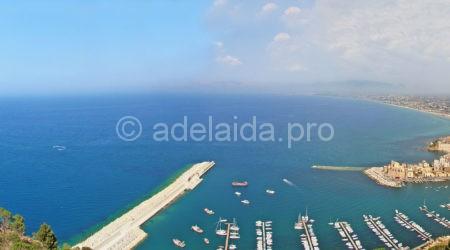 Кастелламаре-дель-Гольфо. Маленькая тайна большого острова.