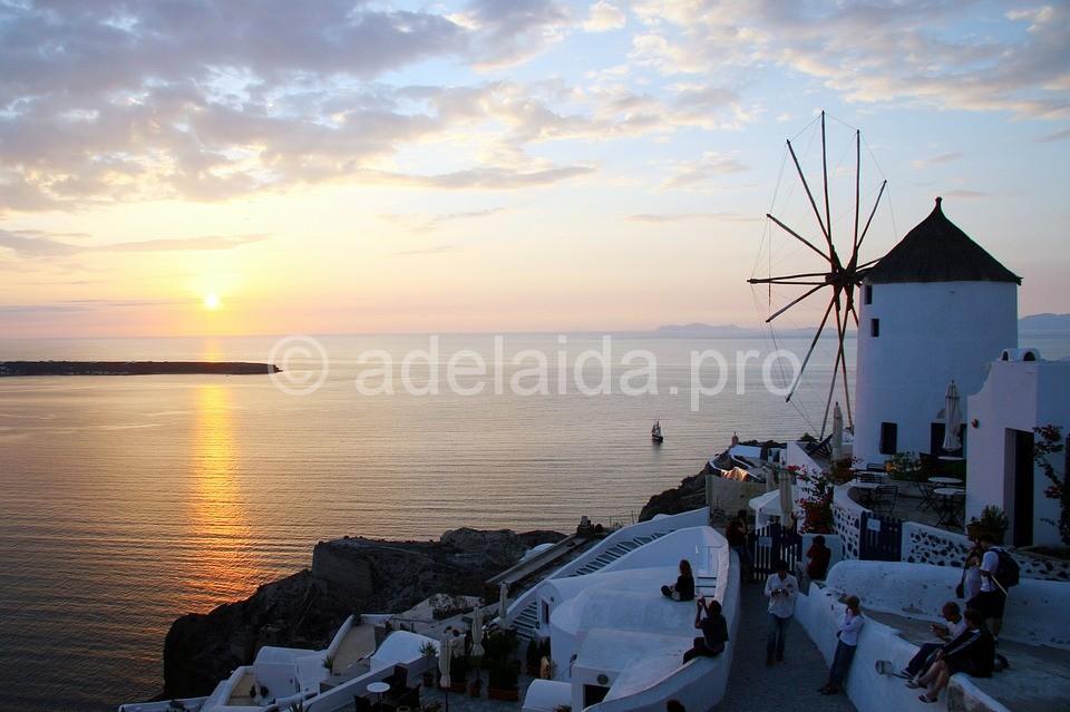 Киклады - живописные греческие острова