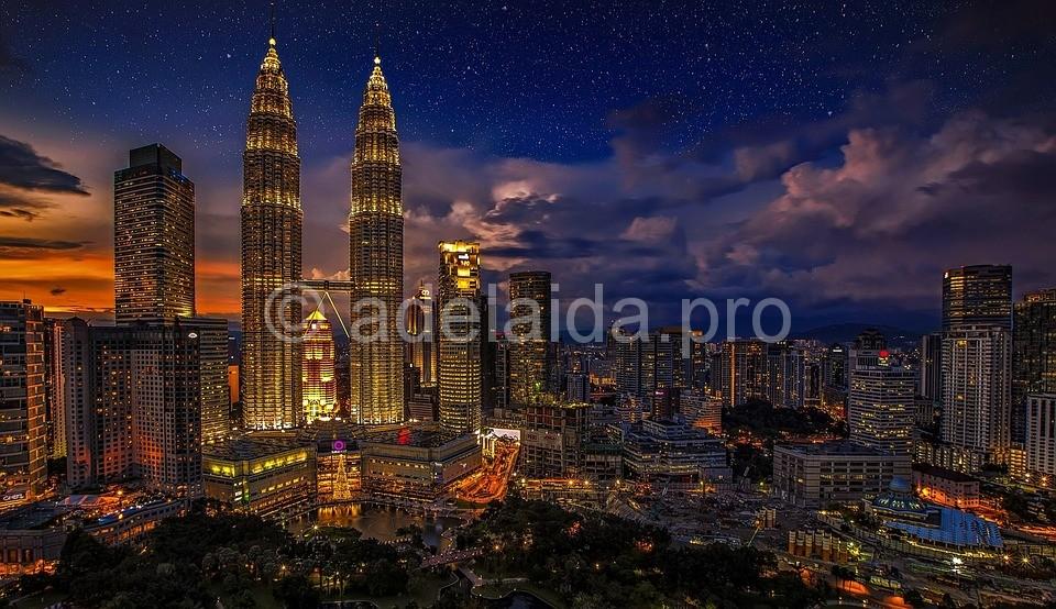 Малайзия – настоящая Азия