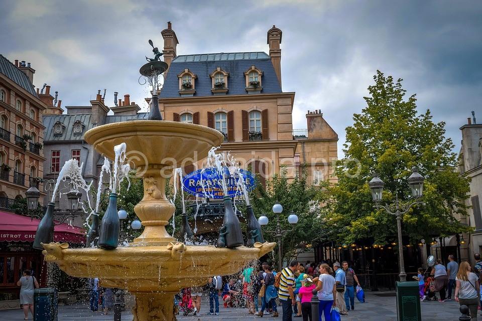 Париж и Лос-Анжелес - города, в которых мечтают побывать все дети