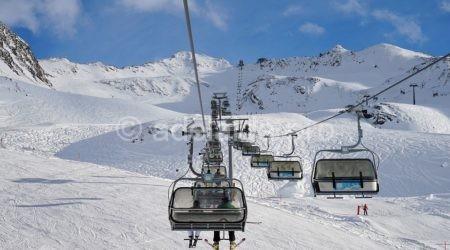 Популярные горнолыжные курорты Европы