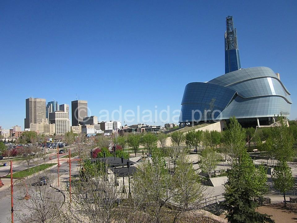 Семь чудес света Канадский музей прав человека