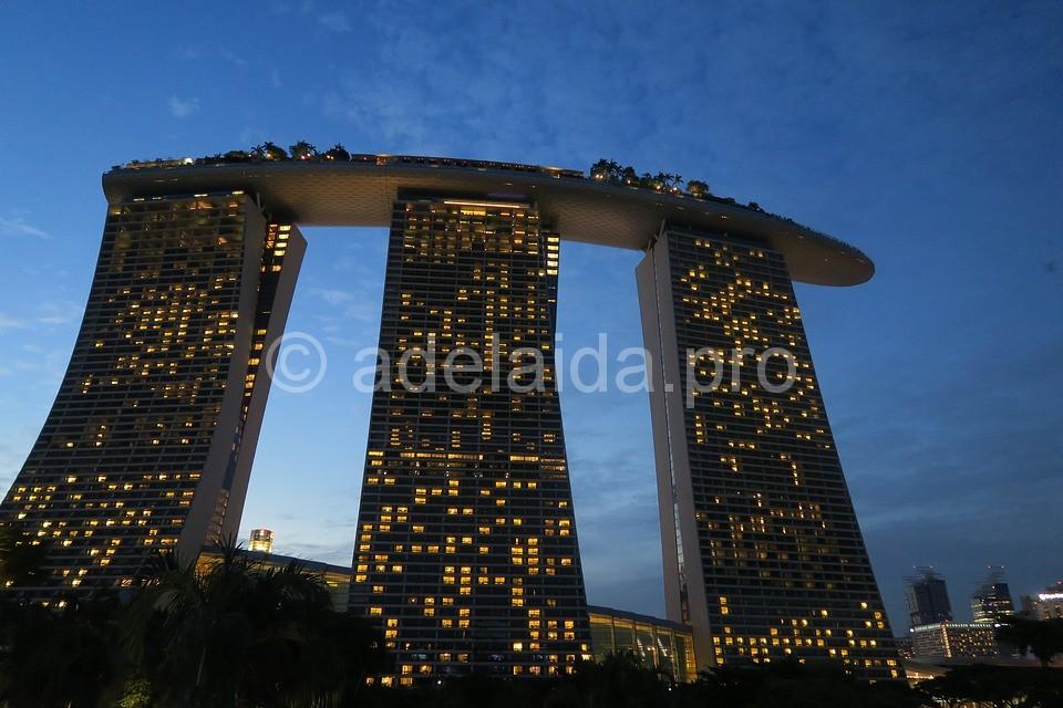 Сингапур славиться своим спокойствием и безопасностью