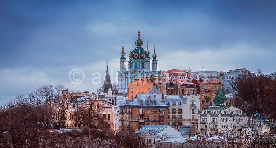 Украина для туристов. Город Бердянск