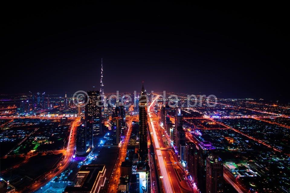 Блеск и великолепие арабской мечты в Арабских Эмиратах