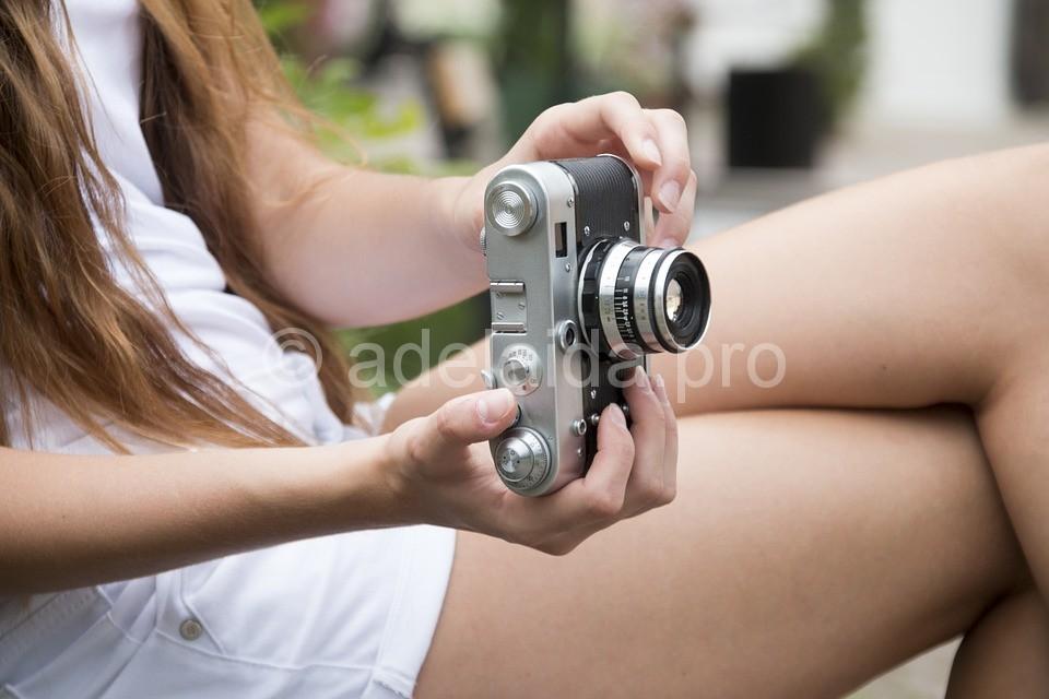 Как делать отпускные фотографии правильно