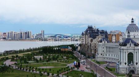 Казань - как исторический город для туристов