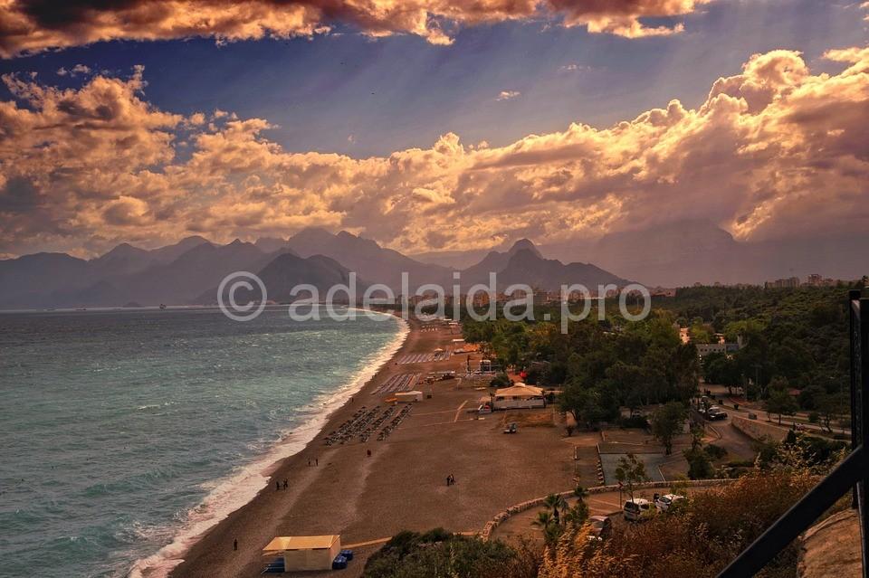 Курорты Средиземного и Эгейского морей