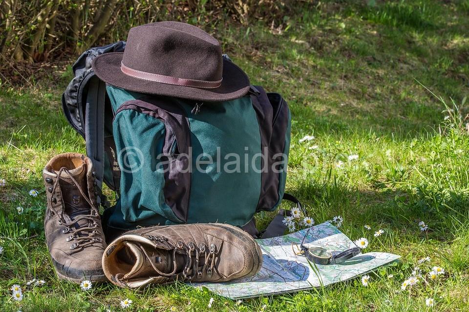 Основные вещи, необходимые для похода