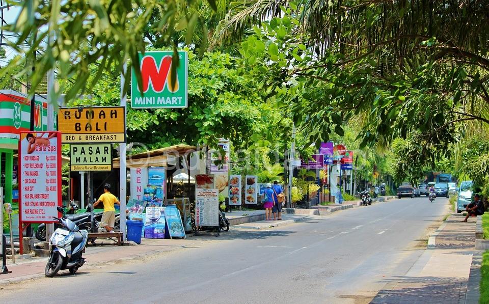 Особенности курорта Нуса-Дуа на Бали (Индонезия)